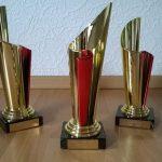 Rubin Cup Pokale